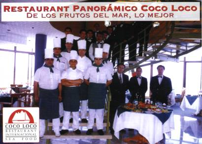 Restaurant Giratorio Coco Loco